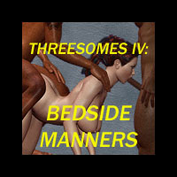 DarkPoser Presents Threesomes IV: Bedside Manners M4V4M4