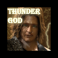 Henrika's Thunder God for M4