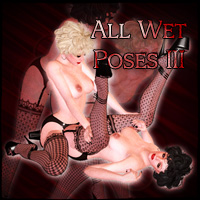SynfulMindz' All Wet Poses III V4