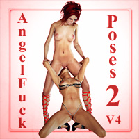 SynfulMindz' Angelfuck Poses II V4