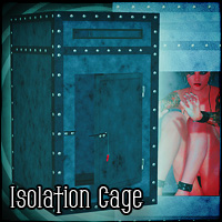 SynfulMindz' Isolation Cage