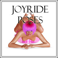 SynfulMindz' Joy Ride Poses