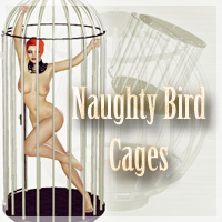 SynfulMindz' Naughty Bird Cages