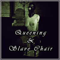 SynfulMindz' Queening & Slave Chair