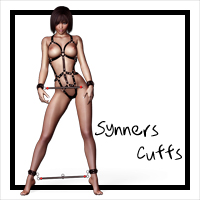 SynfulMindz' Synners Cuffs