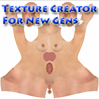 Texture Creator For New Gens