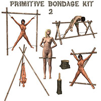 4dsumr's Primitive Bondage Kit #2