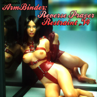 ArmBinder: Reverse Prayer Restraint for V4