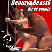 OMG Beauty & Beast 5 for G2 (TheBathroom)