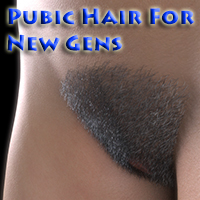 Pubic Hair For New Gens