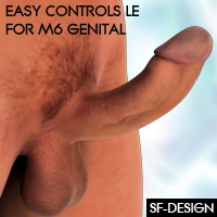 Easy Controls LE for M6 Genital