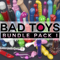 Bad Toys - Bundle Pack 1