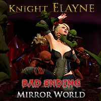 Knight Elayne - Mirror World