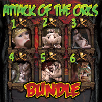 Attack Of The Orcs Bundle