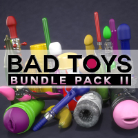 Bad Toys - Bundle Pack 2