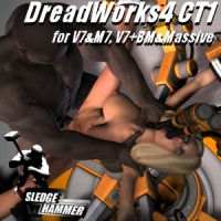 DreadWorks 4 Combo Tool 1 For G3 Couple