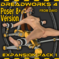 Dreadworks 4 Expansion Pack 1 POSER VERSION