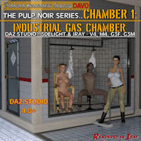 Legacy Davo Pulp Noir Series Chamber 1