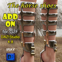 The Horse Shoes - ADD-ON For G2F
