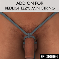 Texture Add On For RedlightZZ's Mini String