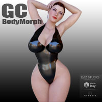 BodyMorph For Genesis 3 Female