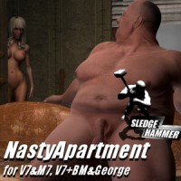 Nasty Apartment For G3FM