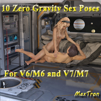 Zero Gravity Couples Poses
