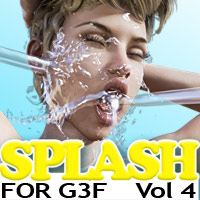 Splash VOL4 For G3 Female