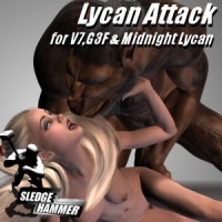 Lycan Attack For G3 Couple