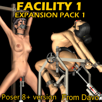 Facility 1 Expansion Pack 1 Poser