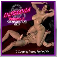 Insomnia: Volume 2 For M4/V4