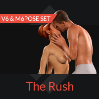 The Rush - Poses For V6 And M6