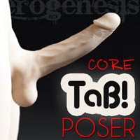 TaB Poser v1.02 Core Pack