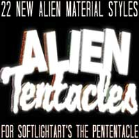 Aliens For Softlightart's PenTentacle