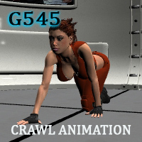 Crawl Animation