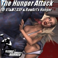 The Hunger Attack For G3F/V7