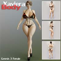 Xaviera Body