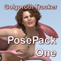 PosePack 1 For Golgoroth Tracker