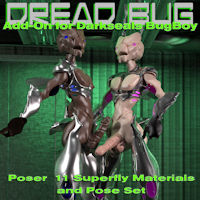Dread Bug Poser 11 Superfly Add-On For Darkseals BugBoy