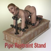 The Pipe Restraint Stand