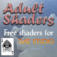Free Adult Shaders For DAZ Studio