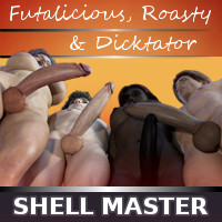 Shell Master For Futalicious And Dicktator