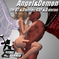 Angel & Demon For G3 Couple