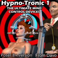"""Hypno-Tronic"" Mind Control Devices For P8+"