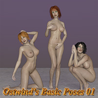 Simple Poses 01