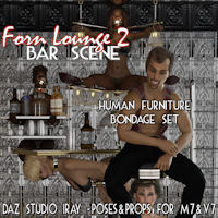 Forn Lounge 2  - Bar Scene