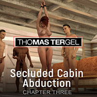 Secluded Cabin Abduction Chapter Three
