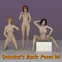 Simple Poses 04