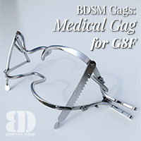 Gags: Medical Gag For G8F
