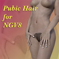 Pubic Hair For NGV8